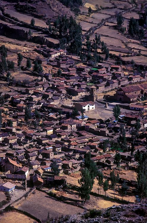 Apurimac village, Cuzco region