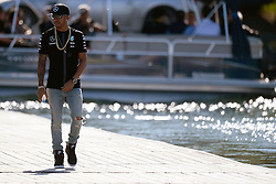 06.06.2015, Circuit Gilles Villeneuve, Montreal, CAN, FIA, Formel 1, Grand Prix von Kanada, Qualifying, im Bild Lewis Hamilton (GBR) Mercedes AMG F1 // during Qualifyings of the Canadian Formula One Grand Prix at the Circuit Gilles Villeneuve in Montreal, Canada on 2015/06/06. EXPA Pictures © 2015, PhotoCredit: EXPA/ Sutton Images/ Patrik Lundin<br /> <br /> *****ATTENTION - for AUT, SLO, CRO, SRB, BIH, MAZ only*****
