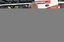 August 28, 2017 - ZüRich, Schweiz - Zürich, 28.08.2017, Fussball - Besammlung Schweizer Nationalmannschaft, Gelson Fernandes kommt zur Besammlung der Schweizer Nationalmannschaft. (Credit Image: © Melanie Duchene/EQ Images via ZUMA Press)