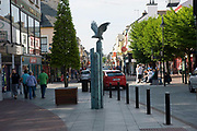 Main Street and The Market Cross, Killarney, County Kerry.<br /> Picture by Don MacMonagle