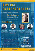 Diverse Entrepreneurs: Changing the Face of Leadership 1/29/18