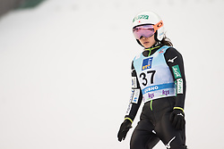 February 8, 2019 - Sara Takanashi of Japan on first competition day of the FIS Ski Jumping World Cup Ladies Ljubno on February 8, 2019 in Ljubno, Slovenia. (Credit Image: © Rok Rakun/Pacific Press via ZUMA Wire)