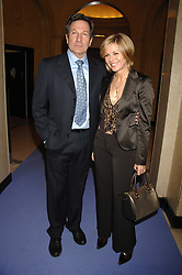 Actor MICHAEL BRANDON his wife actress GLYNIS BARBER at the 10th Anniversary Party of the Lavender Trust, Breast Cancer charity held at Claridge's, Brook Street, London on 1st May 2008.<br /><br />NON EXCLUSIVE - WORLD RIGHTS