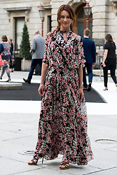 © Licensed to London News Pictures. 07/06/2016.  OLGA KURYLENKO attends the Royal Academy 2016 Summer Exhibition Preview Party, London, UK. Photo credit: Ray Tang/LNP