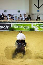 Shawn Flarida, (USA), Spooks Gotta Whiz - Individual Final Comptetition - Alltech FEI World Equestrian Games™ 2014 - Normandy, France.<br /> © Hippo Foto Team - Jon Stroud<br /> 30-08-14