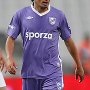 Orduspor's Vicente Monje during their Turkish Superleague soccer match istanbul BBSK between Orduspor at the Ataturk Olympic stadium in Istanbul Turkey on Sunday 23 September 2012. Photo by TURKPIX
