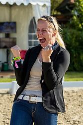 ARNS-KROGMANN Christine (Pferdebesitzer)<br /> Impressionen am Rande<br /> Longines Großer Optimum Preis <br /> präsentiert von das Meggle GmbH & Co. KG<br /> Nat. Dressurprüfung Kl. S**** - Grand Prix Kür <br /> Finale Deutsche Meisterschaften<br /> Balve Optimum - Deutsche Meisterschaft Dressur 2020<br /> 20. September2020<br /> © www.sportfotos-lafrentz.de/Stefan Lafrentz