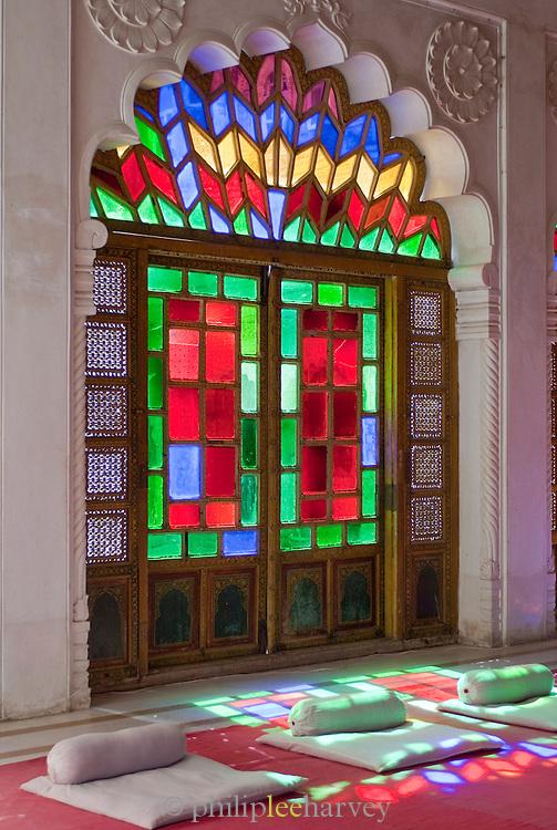 The Moti Mahal, the Pearl Palace, at Jodhpur, Rajasthan, India