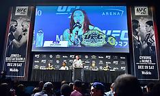 UFC 232 Press Conference - 02 Nov 2018