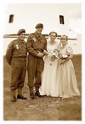 Andy and Kaths 1940s Wedding Lytham War Weekend August 2011 Image © Paul David Drabble