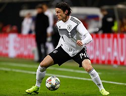November 16, 2018 - Leipzig, Germany - Nico Schulz of Germany in action during the international friendly match between Germany and Russia on November 15, 2018 at Red Bull Arena in Leipzig, Germany. (Credit Image: © Mike Kireev/NurPhoto via ZUMA Press)