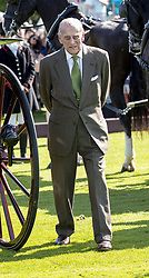 File photo dated 24/06/18 of the during the Out-Sourcing Royal Windsor Cup finals at the Guards Polo Club, Windsor Great Park, Egham, Surrey. The Duke of Edinburgh has died, Buckingham Palace has announced. Issue date: Friday April 9, 2020.