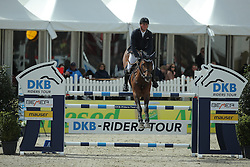 Tebbel Maurice, (GER), Chacco's Son<br /> CSI4* Qualifikation DKB-Riders<br /> Horses & Dreams meets Denmark - Hagen 2016<br /> © Hippo Foto - Stefan Lafrentz
