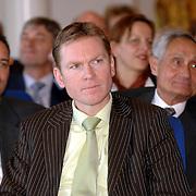 NLD/Huizen/20060323 - Afscheid burgemeester Jos Verdier als burgemester van Huizen, Peter Rehwinkel