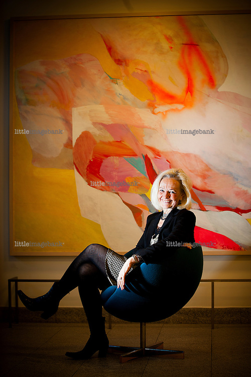 Oslo, Norge, 14.12.2012. Siri Gullestad, professor i psykologi på Universitetet i Oslo. Foto: Christopher Olssøn.