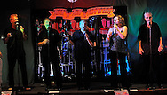 Malt Shoppe Memories performs at Emerald Valley in Lorain, Ohio on August 20, 2011.