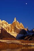Cerro Torre at dawn, Los Glaciares National Park, Patagonia