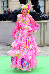 Grayson Perry arriving for Royal Academy of Arts Summer Exhibition Preview Party 2019 held at Burlington House, London. Picture date: Tuesday June 4, 2019. Photo credit should read: Matt Crossick/Empics