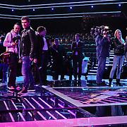 NLD/Hiversum/20120123 - Presentatie van nieuwe zangspelprogramma The Winner is …,