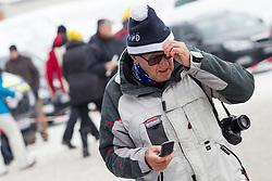 Tone Forneci Tof during 1st run of Men's Slalom race of FIS Alpine Ski World Cup 57th Vitranc Cup 2018, on March 4, 2018 in Kranjska Gora, Slovenia. Photo by Urban Urbanc / Sportida