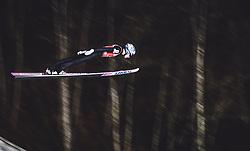 11.01.2019, Stadio del Salto, Predazzo, ITA, FIS Weltcup Skisprung, Val di Fiemme, Herren, Qualifikation, im Bild Antti Aalto (FIN) // Antti Aalto of Finland during the qualification of men's FIS Skijumping World Cup at the Stadio del Salto in Predazzo, Itali on 2019/01/11. EXPA Pictures © 2019, PhotoCredit: EXPA/ JFK