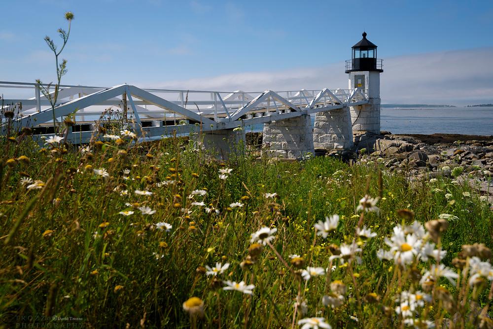 Marshall Point Lighthouse, Port Clyde, Maine.