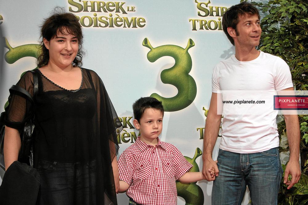 Avant Première à Paris du troisième volet de Shrek - 7/6/2007 - JSB / PixPlanete