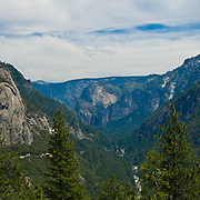 Yosemite Natl. Park. California, USA.