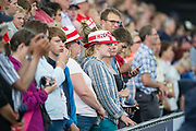 England v Malaysia - 3rd/4th Playoff - Hockey World League Semi Final, Lee Valley Hockey and Tennis Centre, London, United Kingdom on 25 June 2017. Photo: Simon Parker