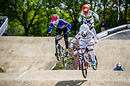 #1 (SMULDERS Laura) NED at Round 4 of the 2019 UCI BMX Supercross World Cup in Papendal, The Netherlands