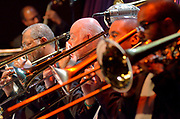 The Legendary Count Basie Orchestra live at Jazz Alley in Seattle, Washington, USA October 1st, 2012