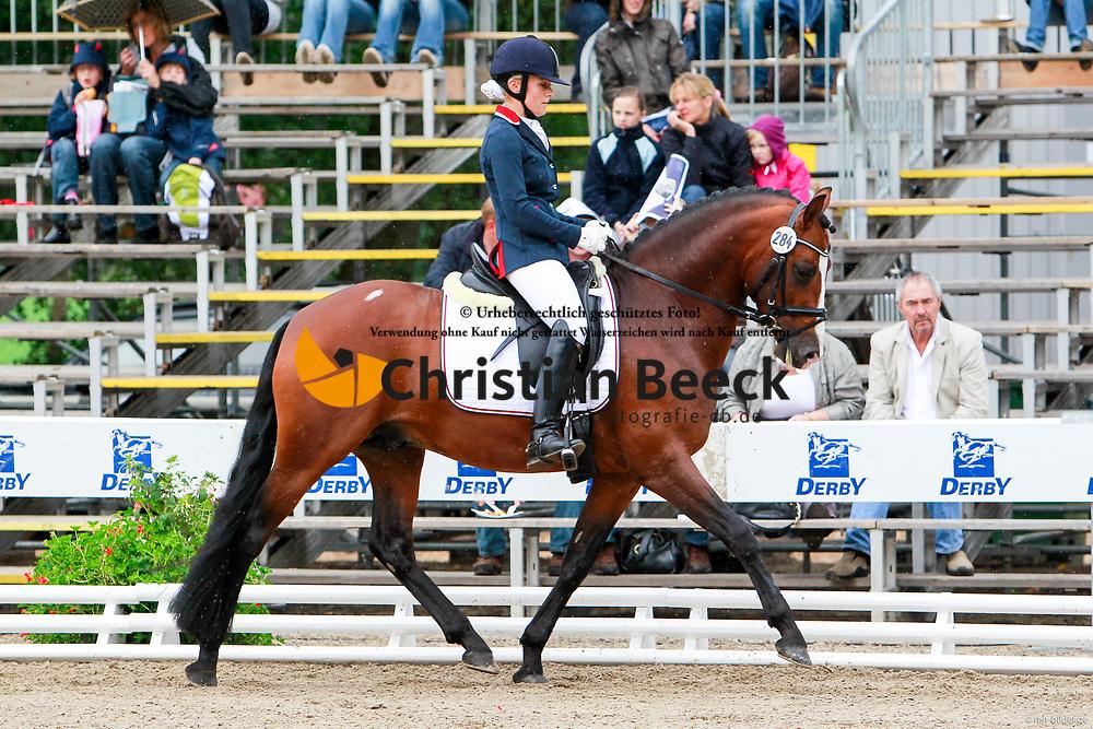 , Warendorf - Bundeschampionate  01. - 05.09.2010, Dance on Top - Kraus, Wenke