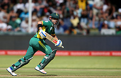 JP Duminy of South Africa sets off for a run during the 5th ODI match between South Africa and Australia held at Newlands Stadium in Cape Town, South Africa on the 12th October  2016<br /> <br /> Photo by: Shaun Roy/ RealTime Images