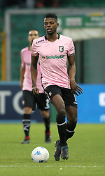 March 10, 2018 - Palermo, Sicily, Italy - Eddy Gnahore' of Palermo during the serie B match between US Citta di Palermo and Frosinone at Stadio Renzo Barbera on March 10, 2018 in Palermo, Italy. (Credit Image: © Gabriele Maricchiolo/NurPhoto via ZUMA Press)