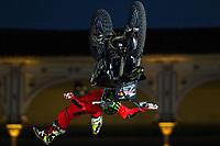 Japaneese Fmx rider Taka Higashino during qualifying Red Bull X-Fighters 2016 at Madrid. 22,06,2016. (ALTERPHOTOS/Rodrigo Jimenez)