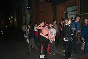 ANNA HOLDER, TPG Contemporaries Party. Photographers' Gallery. Ramillies St. London. 19 June 2013