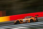 July 27-30, 2017 -  Total 24 Hours of Spa, Mercedes-AMG Team HTP Motorsport, Jimmy Eriksson, Maxi Buhk, Franck Perera, Mercedes-AMG GT3