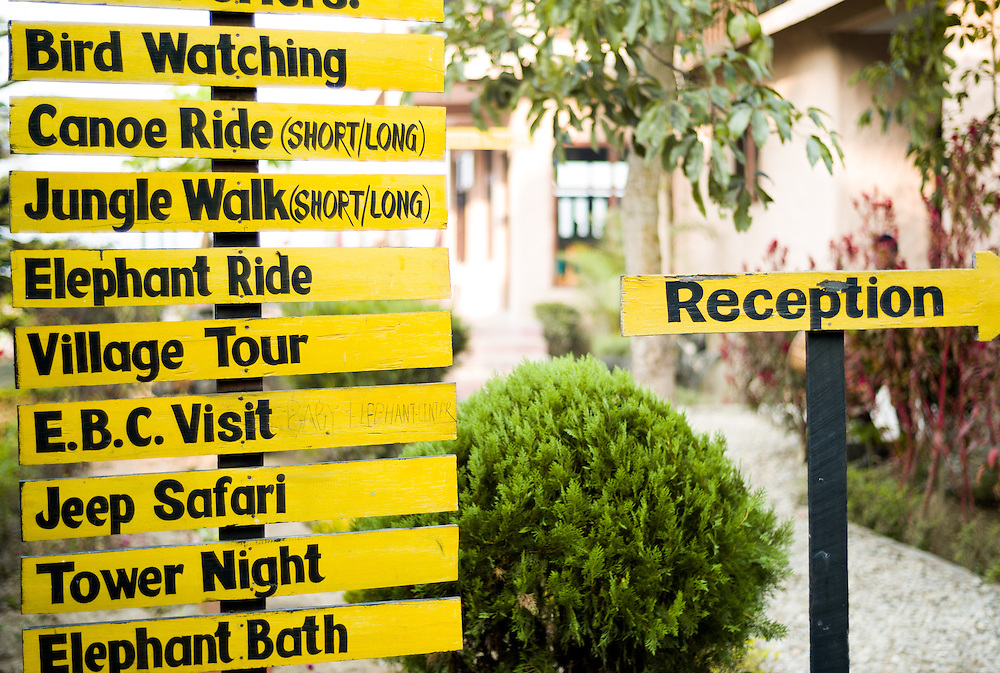 A dozen other attractions jostle with the Elephant Breeding Centre for tourists' attention.