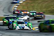 September 30-October 1, 2011: Petit Le Mans at Road Atlanta. 16 Chris Dyson, Guy Smith, Jay Cochran, Lola B09 86/Mazda, Dyson Racing