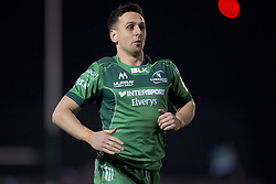 December 24, 2017 - Galway, Ireland - James Mitchell of Connacht during the Guinness PRO14 Round 11 match between Connacht Rugby and Ulster Rugby at the Sportsground in Galway, Ireland on December 23, 2017  (Credit Image: © Andrew Surma/NurPhoto via ZUMA Press)