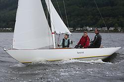 Marine Blast Regatta 2013 - Holy Loch SC<br /> <br /> 53, Tamarind, Douglas Campbell, Piper <br /> <br /> Credit: Marc Turner / PFM Pictures