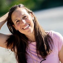 20190717: SLO, Swimming - Portrait of Anja Carman