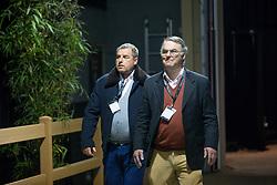 Philippaerts Ludo, BEL, Weinberg Peter, GER, <br /> Indoor Brabant 2018<br /> © Sharon Vandeput<br /> 11/03/18