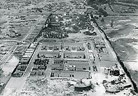1932 Aerial of Fox Movietone Studios in West Los Angeles