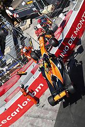 May 28, 2017 - Monte Carlo, Monaco - Motorsports: FIA Formula One World Championship 2017, Grand Prix of Monaco, .#2 Stoffel Vandoorne (BEL, McLaren Honda) (Credit Image: © Hoch Zwei via ZUMA Wire)