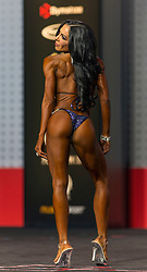 Sept.16, 2016 - Las Vegas, Nevada, U.S. -  STACEY ALEXANDER competes in the Bikini Olympia contest during Joe Weider's Olympia Fitness and Performance Weekend.(Credit Image: © Brian Cahn via ZUMA Wire)