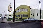 CS02971. Standard Dairy 2808 NE Union, corner Graham, Feb. 6, 1974 (now Growing Seeds school)