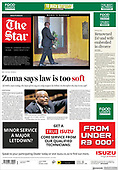 February 22, 2021 (AFRICA): Front-page: Today's Newspapers In Africa