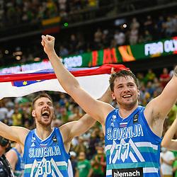 20210704: LTU, Basketball - FIBA Olympic Qualifying Tournament: Lithuania vs Slovenia