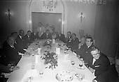 1966 - John Power Dinner Party at the Hibernian Hotel